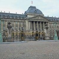 Photo taken at Paleizenplein / Place des Palais by Owe B. on 5/10/2012