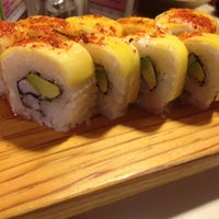 Photo taken at Nuvo Sushi by Noe T. on 9/9/2012