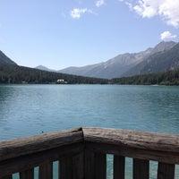 Das Foto wurde bei Restaurant Platzl am See in Antholz von Fabio F. am 8/22/2012 aufgenommen