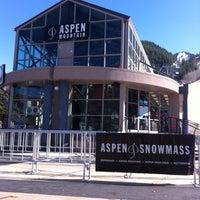 Photo taken at Aspen Mountain by Robert F. on 4/4/2012