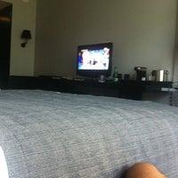 Photo taken at Radisson Petra Hotel by Sebastian N. on 3/3/2012