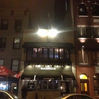 Photo taken at Tammany Hall Tavern by Greg B. on 3/13/2012