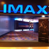 Photo taken at IMAX Theatre Showcase by Tomer on 8/1/2012
