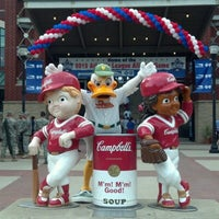 Photo taken at Campbell's Field by QuackerJack (. on 7/11/2012