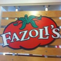 Photo taken at Fazoli's by Eric K. on 4/16/2012
