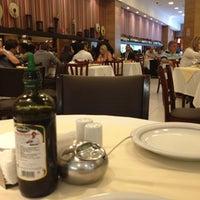 Photo taken at Michelli Ristorante Italiano by Marcus on 8/27/2012