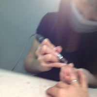 Photo taken at Ten Perfect Nails by Gabriella C. on 3/31/2012