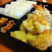 Photo taken at Bentoya by Stephanie S. on 8/19/2012