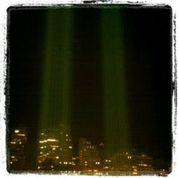Photo taken at Battery Park City by Einas I. on 9/11/2012