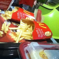 Photo taken at McDonald's by Mior A. on 3/11/2012