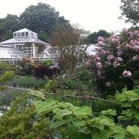 Photo taken at Snug Harbor Cultural Center & Botanical Garden by Austin L. on 5/10/2012