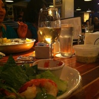 Photo taken at Pappas Seafood House by Raeallene on 3/16/2012