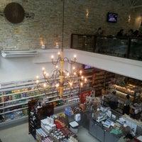 Photo taken at Padaria Nova Charmosa by Estevao M. on 7/12/2012