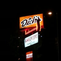 Photo taken at Dick's Drive-In by Andy H. on 9/6/2012