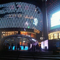 Photo taken at ION Orchard by Diana K. on 8/11/2012