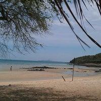 Photo taken at Sai Keaw Beach by Ream A. on 6/24/2012
