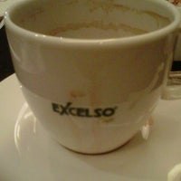 Photo taken at EXCELSO by Indra K. on 9/1/2012