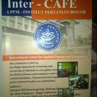 Photo taken at IPB Intercafe by Raden R. on 5/14/2012