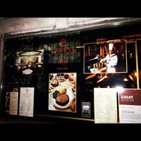 Photo taken at Lawry's The Prime Rib by Sid D. on 10/21/2012