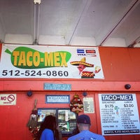 Photo taken at Taco-Mex by Sid D. on 10/14/2012