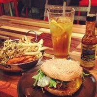 Photo taken at Roam Artisan Burgers by Sid D. on 5/26/2013