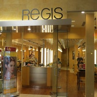 Photo taken at Regis Hair Salon by Lehigh Valley M. on 7/16/2013