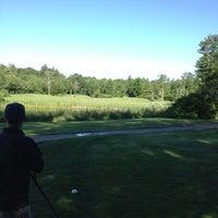 Photo taken at Apple Hill Golf Club by Joe N. on 6/15/2013