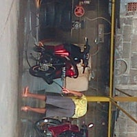 Photo taken at Dinar car wash by Dicky P. on 10/12/2012