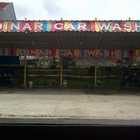 Photo taken at Dinar car wash by Dicky P. on 1/21/2013