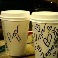 Photo taken at Starbucks by Zeynep D. on 4/26/2013