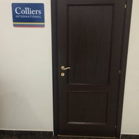 Photo taken at Colliers International by Misha K. on 12/7/2016