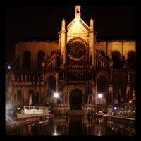 Foto scattata a Place Sainte-Catherine / Sint-Katelijneplein da Sultan A. il 5/2/2013