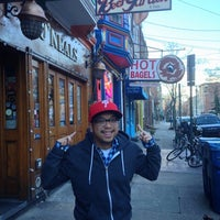 Photo taken at South Street Philly Bagels by Reggie G. on 12/24/2013