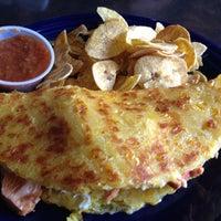 Photo taken at Zaguán Latin Bakery & Cafe by Mariana Z. on 3/22/2013