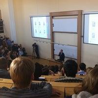 Photo taken at 237 Аудитория by sasha s. on 10/24/2014