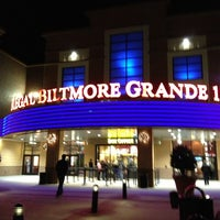 Photo taken at Regal Cinemas Biltmore Grande 15 & RPX by Jessica P. on 1/6/2013