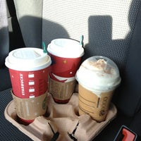 Photo taken at Starbucks by Jessica P. on 11/4/2012