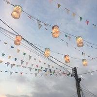 Photo taken at ตลาดย้อนยุคนครชุม by ★ on 12/4/2016