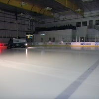 Photo taken at Sharks Ice- South Rink by Morgan S. on 12/27/2012