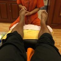Photo taken at Montra Thai Massage & Spa by Mac on 7/14/2016