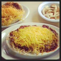 Photo taken at Skyline Chili by Danielle S. on 1/7/2013