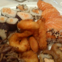 Photo taken at Toro Sushi & Grill by Bruna M. on 4/5/2013