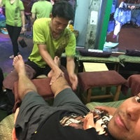 Photo taken at Khao San Thai Massage by Filipe M. on 2/17/2017