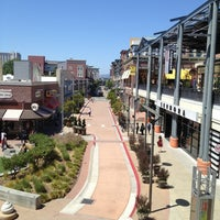 Photo taken at Bay Street Emeryville by Tracey F. on 6/7/2013