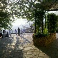 Photo taken at Cerro San Bernardo by Facundo L. on 9/16/2012
