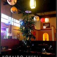 Photo taken at Hokaido Japanese Cuisine by Cathy V. on 1/26/2013