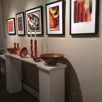 Photo taken at The Gallery at WREN by Cathy V. on 7/1/2013