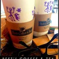 Photo taken at Peet's Coffee & Tea by Cathy V. on 12/15/2012