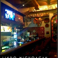 Photo taken at Original Lindo Michoacan by Cathy V. on 10/8/2012