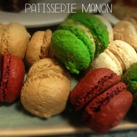 Photo taken at Manon French Pastry Bistro by Cathy V. on 9/27/2012